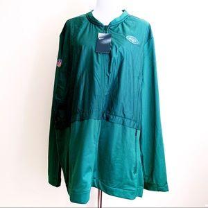 Nike Authentic NFL New York Jets Sideline Jacket